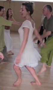 Nat en danse